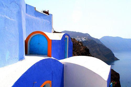 Santorini - Oia - Caldera | okbends | Flickr