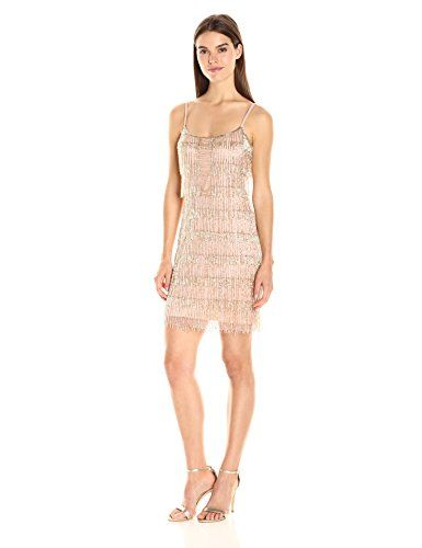 Adrianna papell sequin bodycon dress quartz girl near yandy