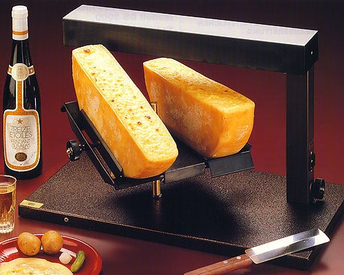 ttm sa ds 2000 appareil raclette pour 1 ou 2 fromages swiss food and beverage. Black Bedroom Furniture Sets. Home Design Ideas