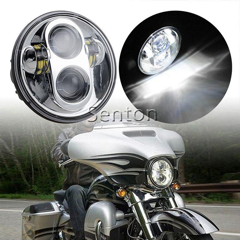 Headlight For Harley Davidson 883 5-3/4