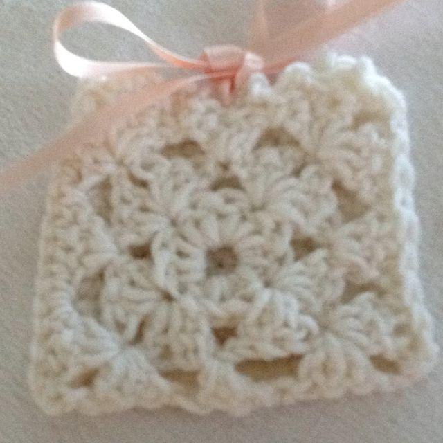 Crochet Wedding Favour Bags Reception Favours Pinterest