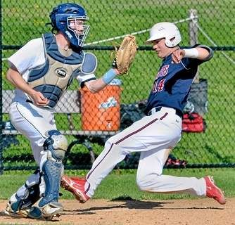 Baseball Cb East Pulls Away To Snap North Penn S 3 Game Win Streak Sports Photograph Baseball Streak