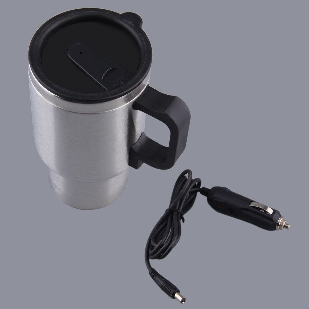 Car Heating Cup Auto 12v Heating Cup Electric Kettle Cars Thermal