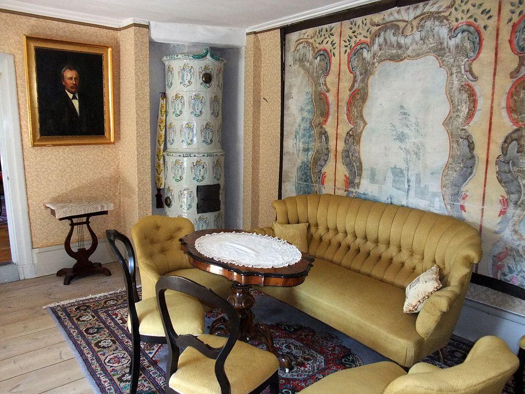 Gula Rummet 2 Tiles Decor Home Decor