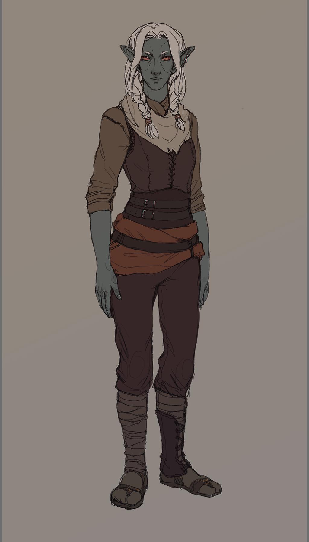 Skyrim Character Design Ideas : Dunmer tumblr elder scrolls pinterest skyrim
