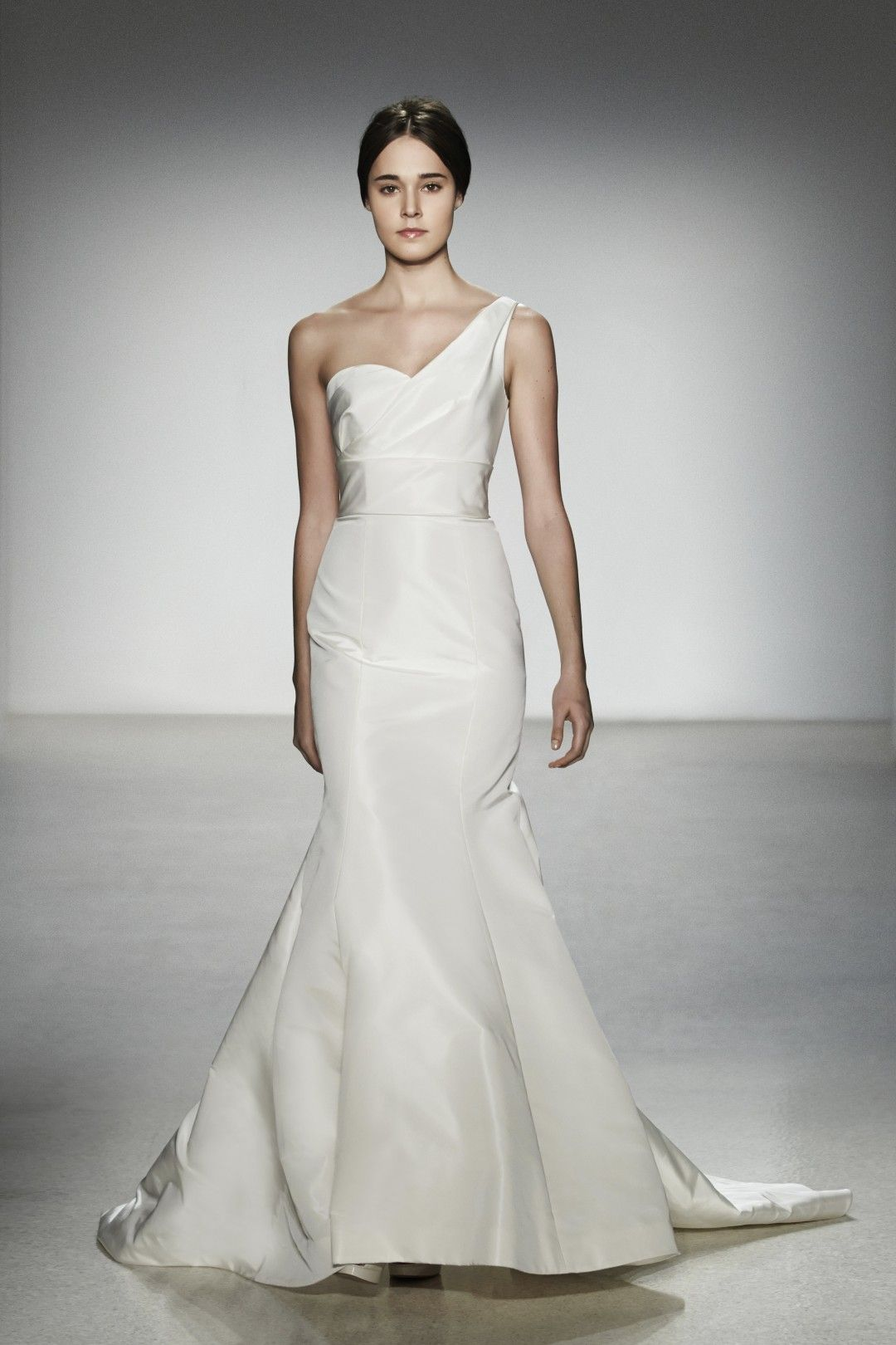 Amsale Houston bridal gown. See the post at http://tulleandtwine.com ...