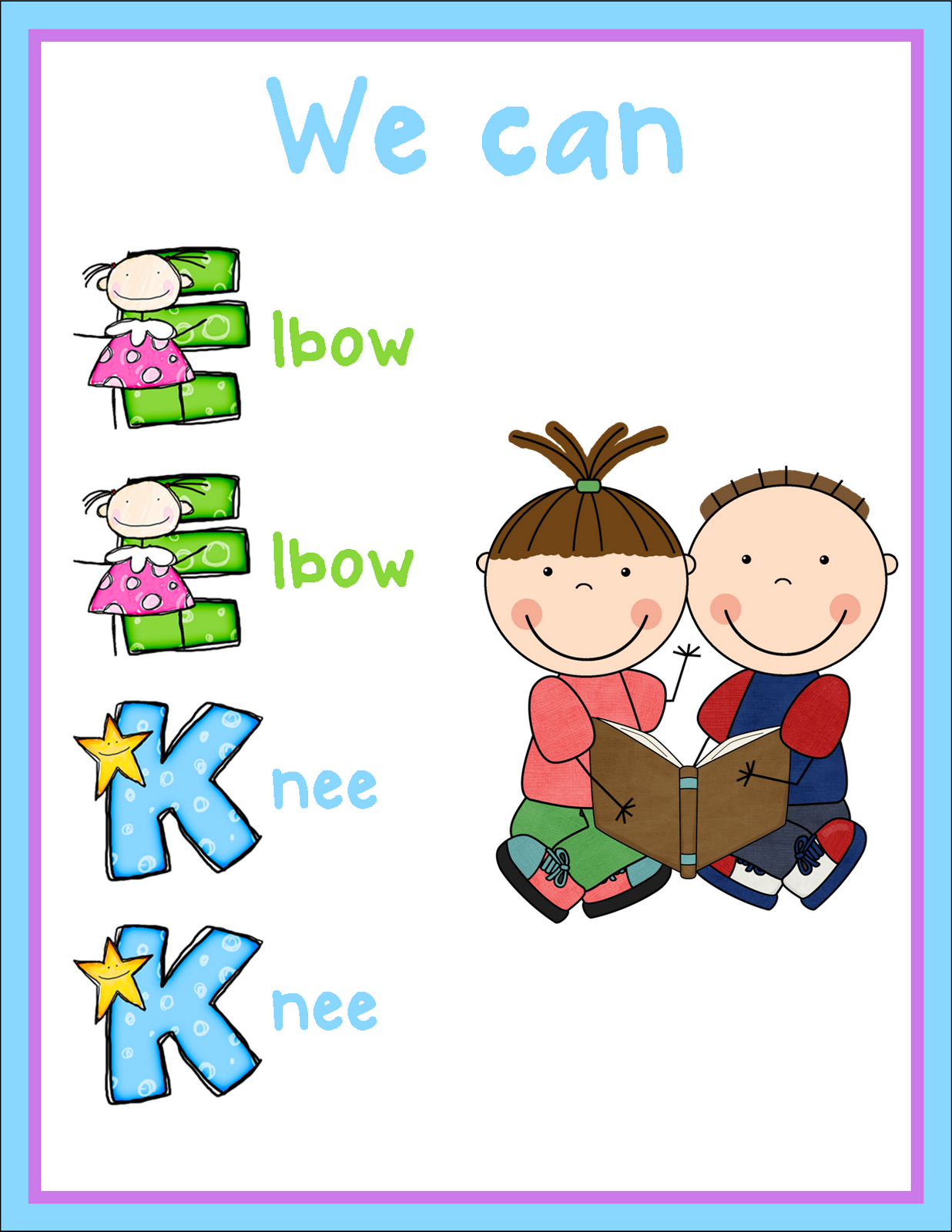 Kindergarten Daily 5 Book Study Chapter 5 Reading With