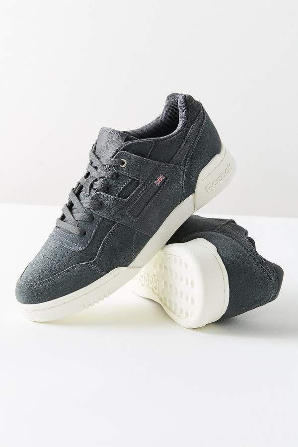 6726a08aa89ede Reebok Workout Plus Suede Sneaker in 2018