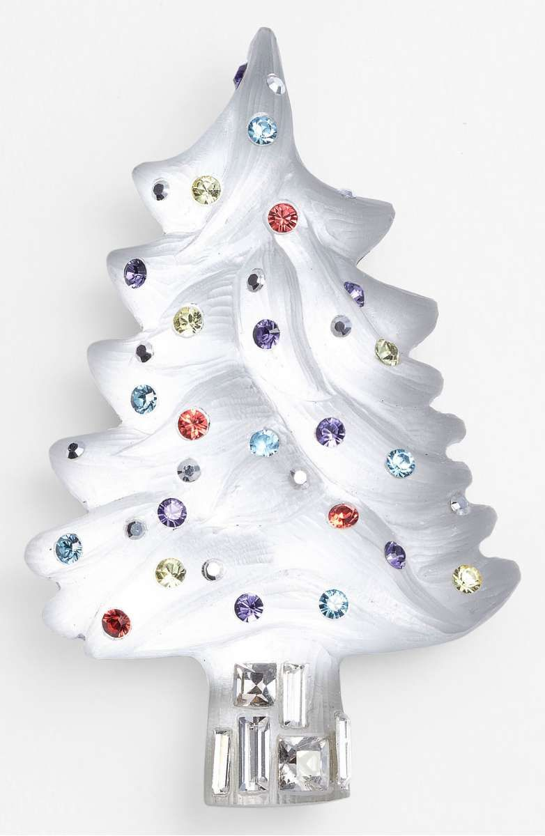 Main Image - Alexis Bittar Christmas Tree Pin (Nordstrom Exclusive ...