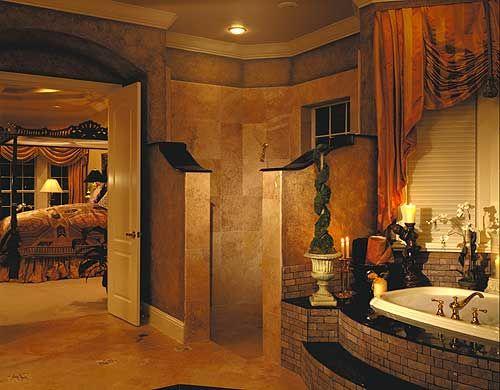 Plan 83379cl Luxurious Master Bedroom Suite Luxury Bedroom