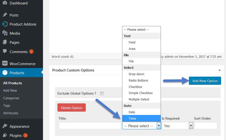 Woocommerce Custom Product Addons Custom Product Options Woocommerce Custom Event Website