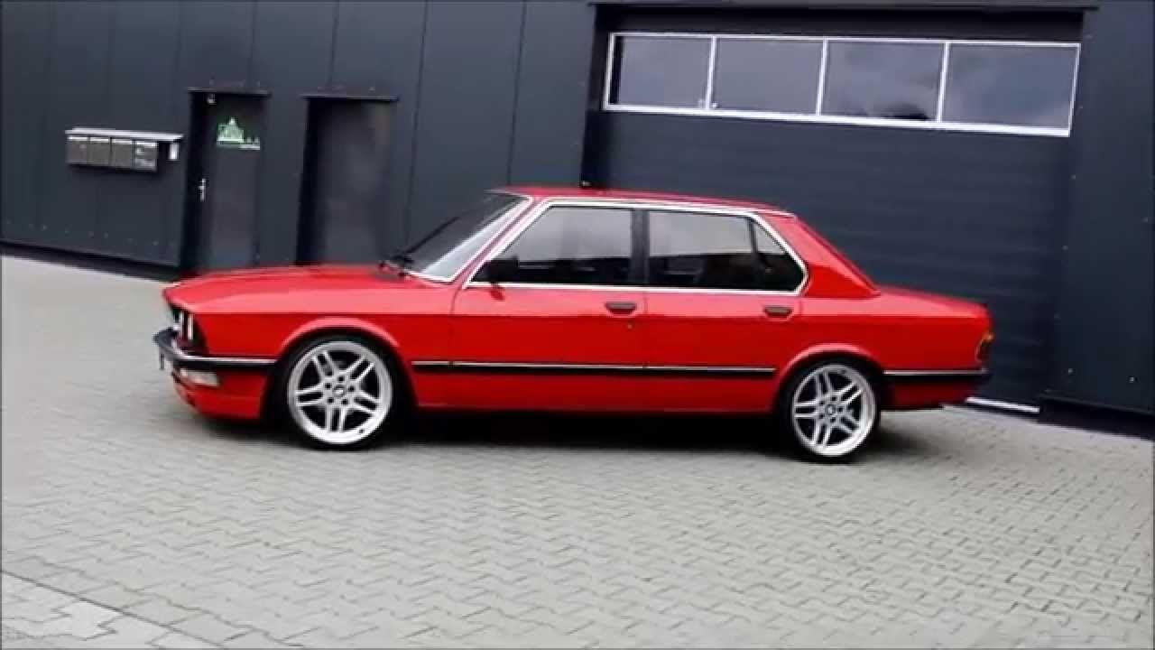 BMW E28 535i   Тачка