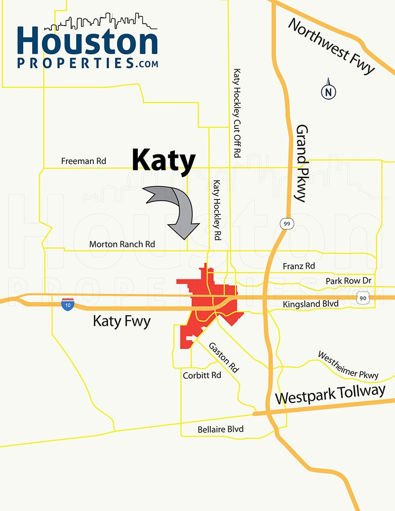 Map Of Texas Katy.Katy Tx Map Great Maps Of Houston Houston Real Estate Estate