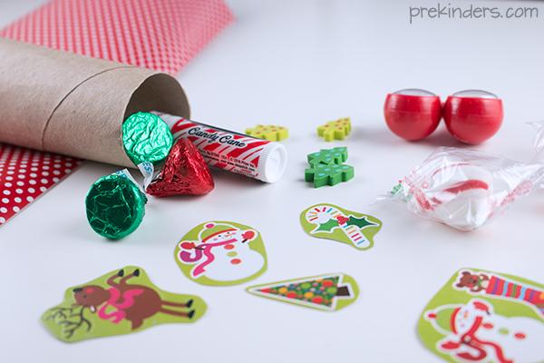 English Christmas Crackers.How To Make English Christmas Crackers Preschool December