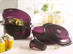 Cuisiner avec Tupperware est facile ! Cuisinez rapidement et de manière sécuritaire pour votre santé au micro-onde. Des repas simple et complets.