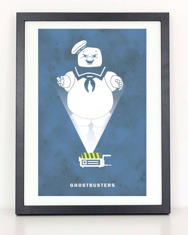 Ghostbusters Minimalist Poster Minimalist Poster Minimalist Movie Poster Movie Posters Minimalist