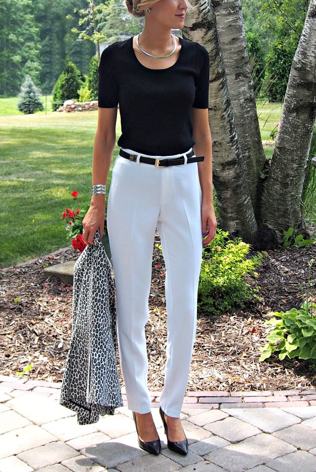 The Classy Cubicle Snow Leopard In Summer The Fashion Blog For Young Professional Women Who