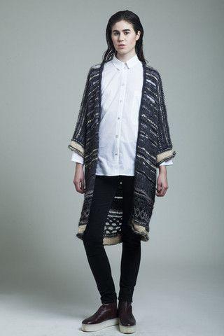 Jessica Velez - Klimt Cardigan $780