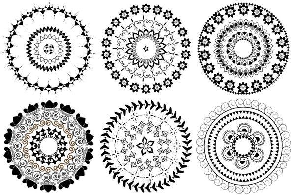 Circle Tattoo Design Ideas Circle Tattoo Design Circle Tattoos Circle Tattoo