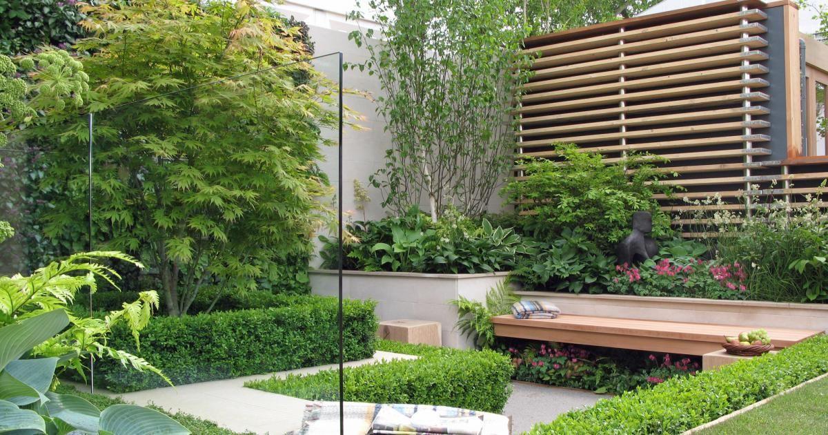 ein stadtgarten ist die königsdisziplin für gartengestalter: ein, Garten ideen