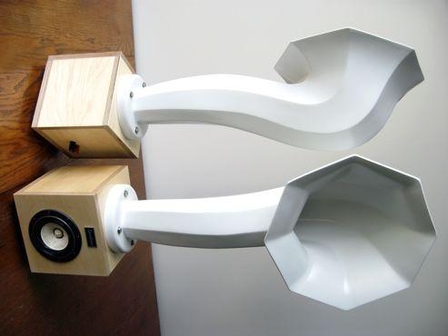 The Little Horn Speakers