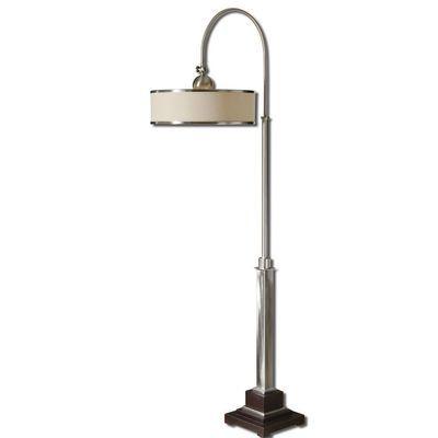 Buy uttermost amerigo 69 inch floor lamp in brushed aluminum on sale buy uttermost amerigo 69 inch floor lamp in brushed aluminum on sale online aloadofball Image collections