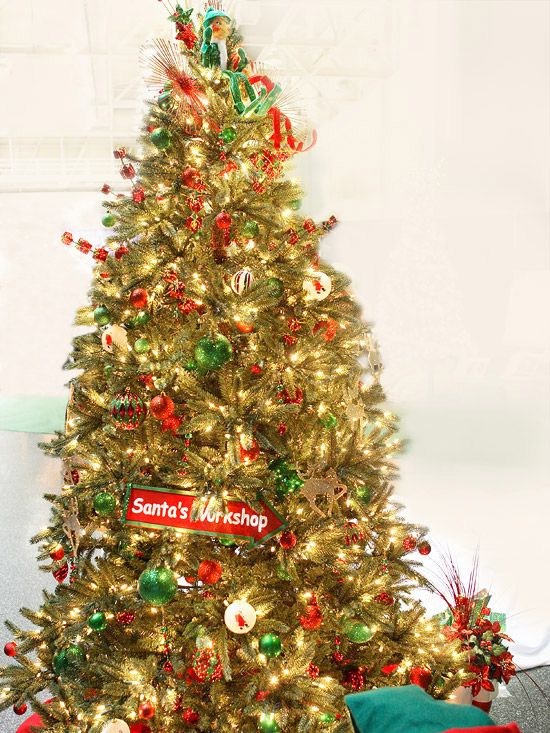 Creative Christmas Tree Themes Be By Decorating Your With A Favorite Theme That Suits Style Or Familys