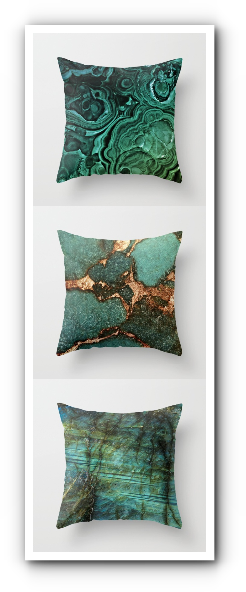Gemstone pillows beautiful pillows pinterest gemstone