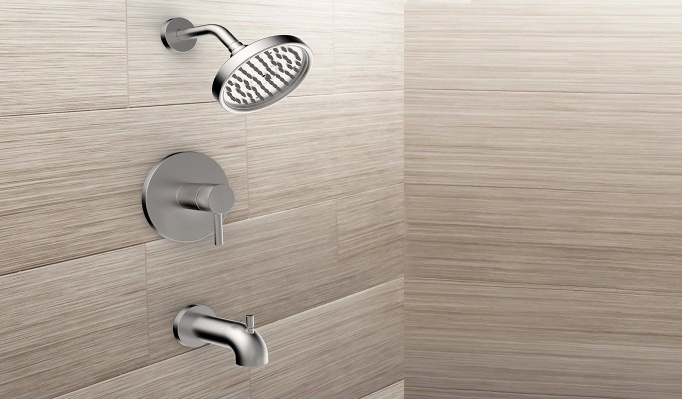 Duncan™ Tub & Shower Faucet | Tub shower faucet, Shower faucet and ...