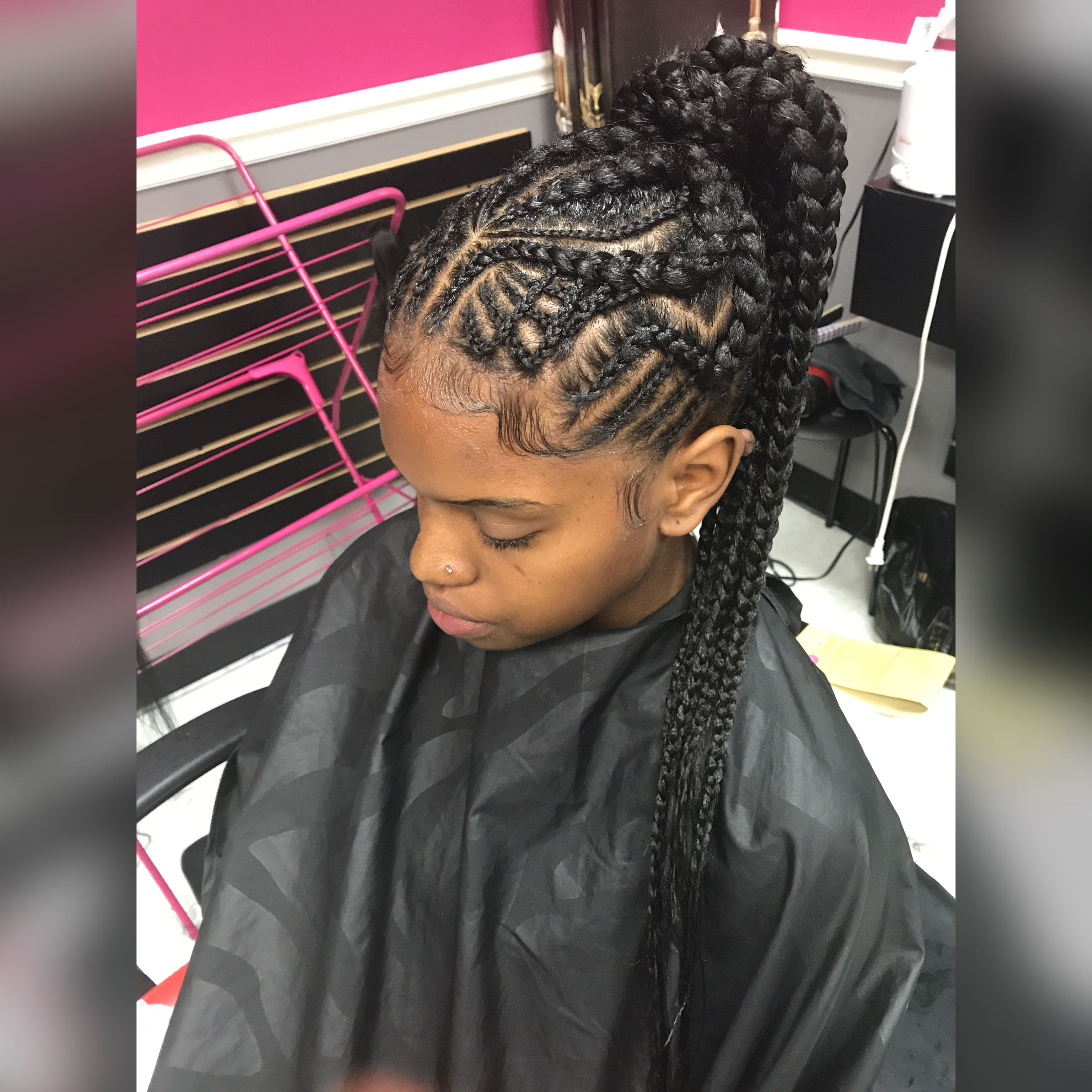 Pin By Tamia On Protective Styles In 2019 Hair Styles