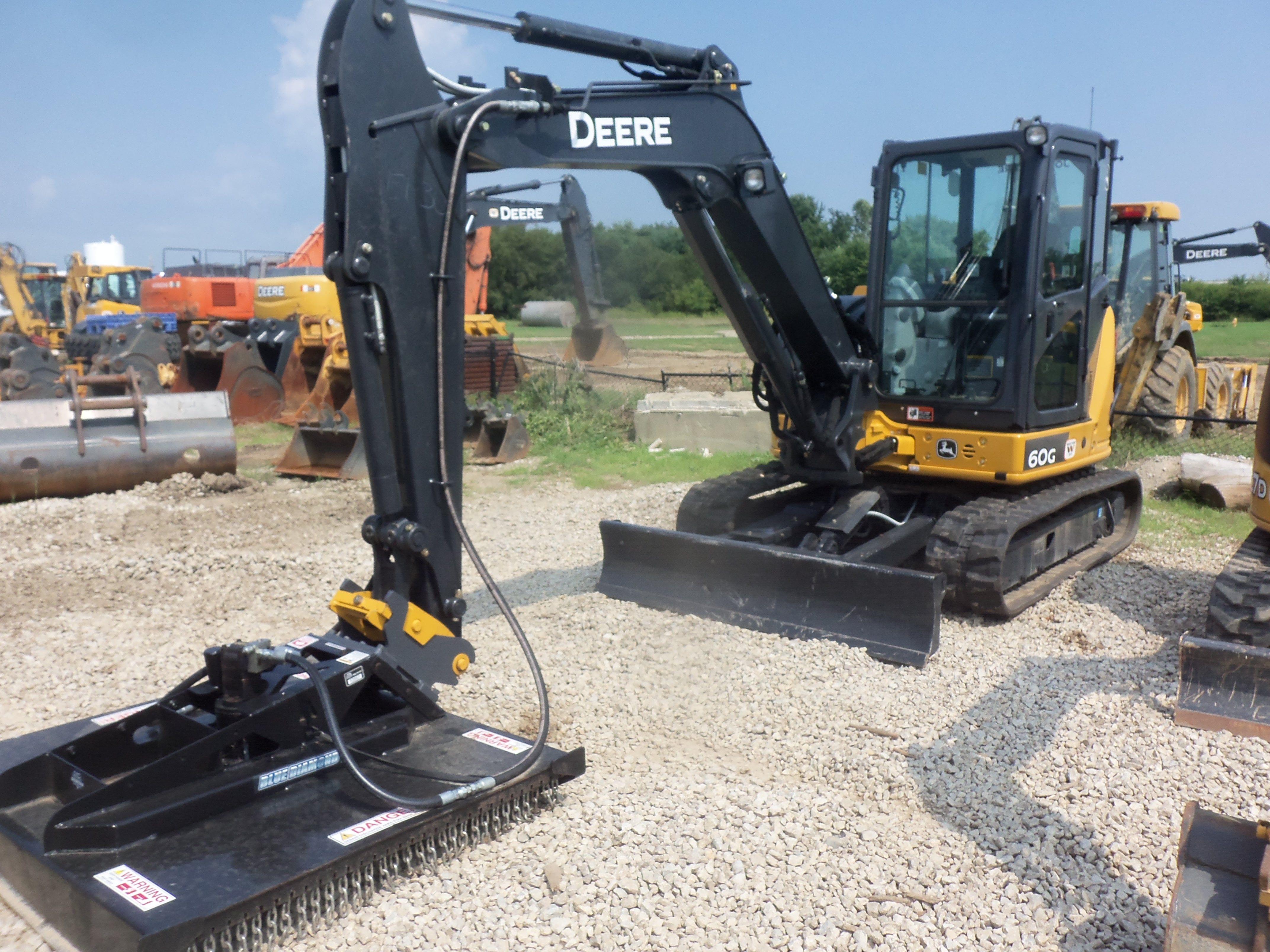 John Deere 60G | JD construction equipment | Pinterest | John deere