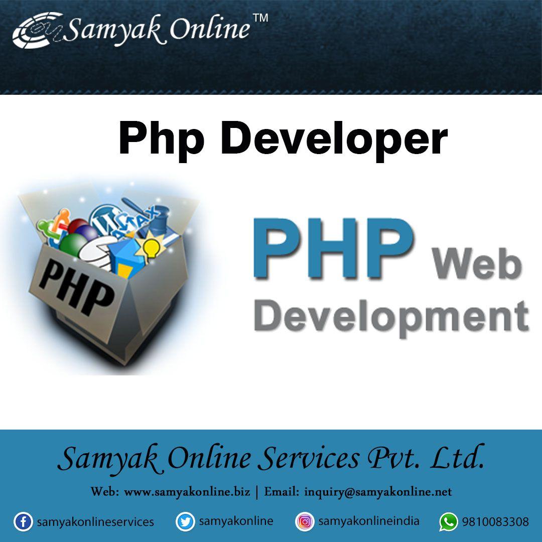 Hire Php Developer En 2020