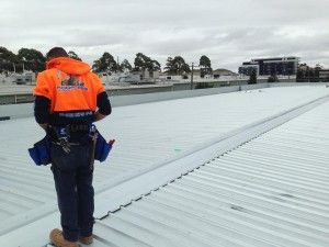 Metal Roofing Melbourne At Roofless Roofing We Take Pride In Our Work And Produce Only The Highest Quality Of Metal R Roofing Services Metal Roof Roof Repair