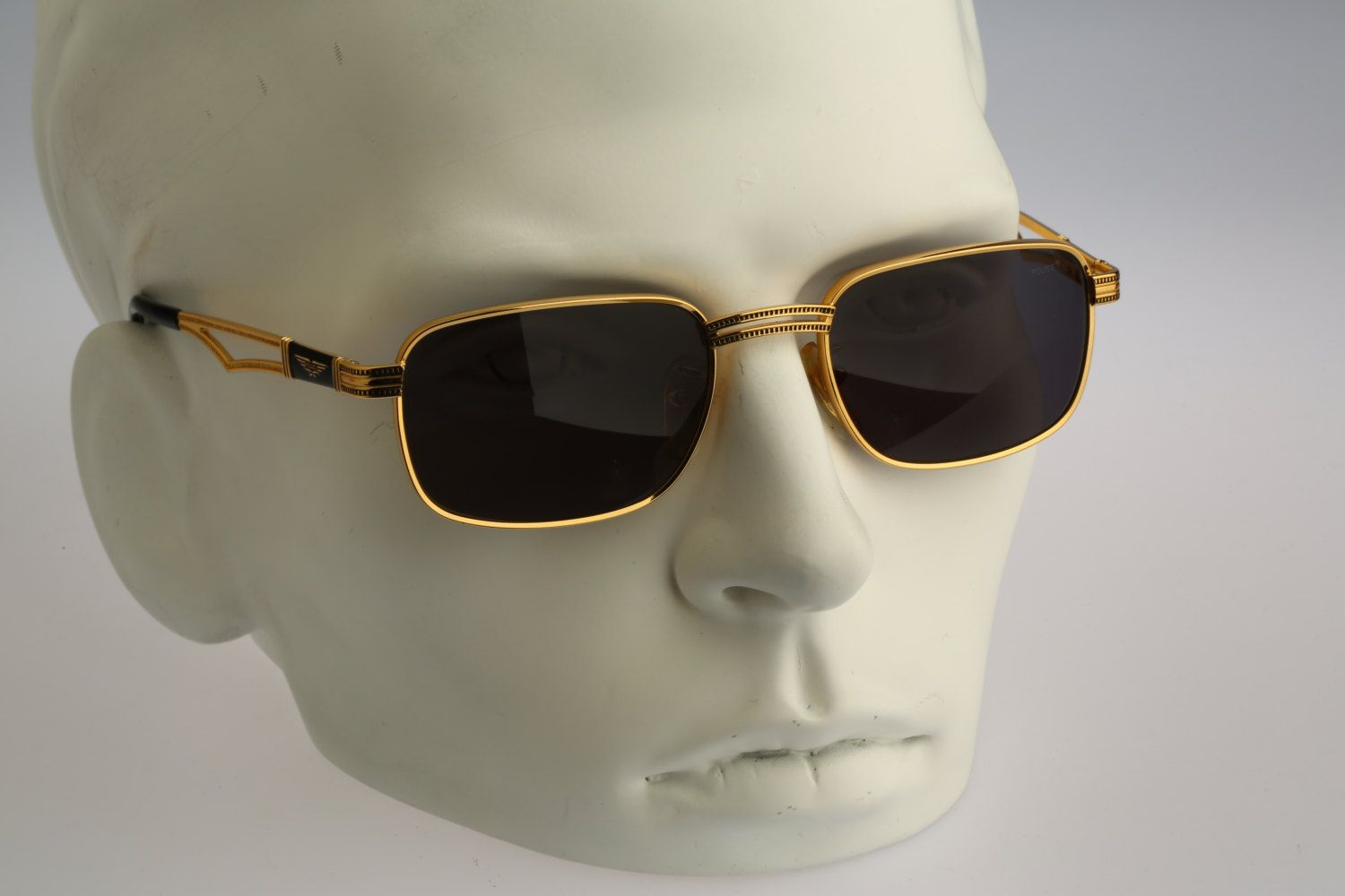 f1dbff1e2 ... One Size $200 - Grailed. Items similar to Police Mod 2224 Col 103 / Vintage  sunglasses / 90s / NOS on Etsy .