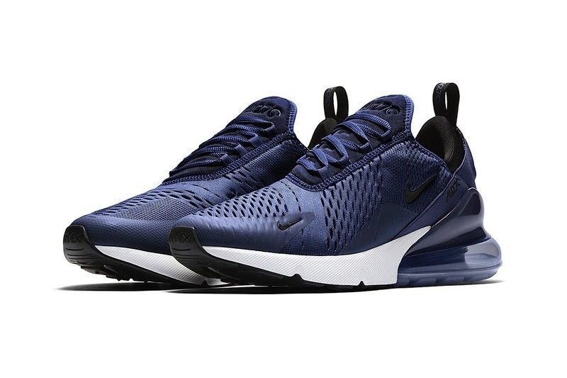 Details about New NIKE AIR MAX 270 AH8050 400 Midnight Navy