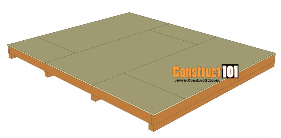 10x12 Shed Plans Gambrel Shed Floor Details Diyshedplans Shedbuildingkit 10x12 Shed Plans Storage Shed Plans Shed Plans