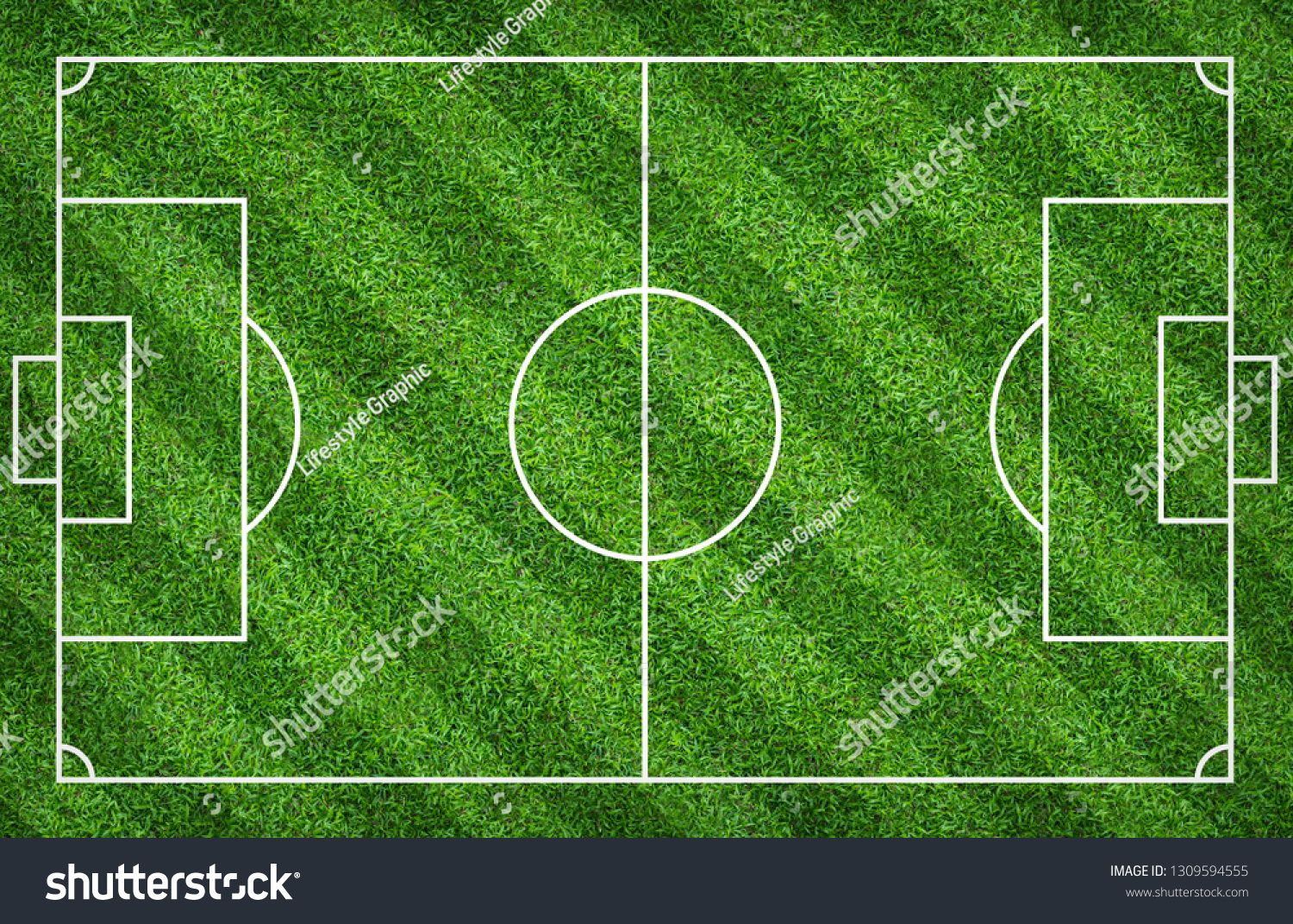Football Field Or Soccer Field For Background Green Lawn Court For Create Sport Game Ad Ad Background Green Socc Soccer Field Football Field Green Lawn