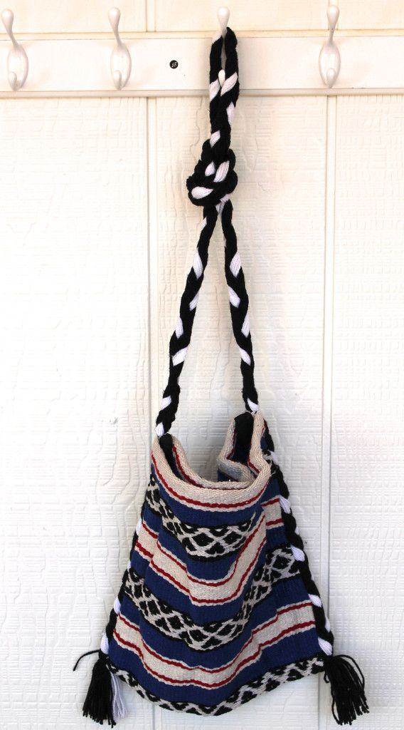 Mermaid Hippie Cross-Body Collection - The Agate Mermaid $15