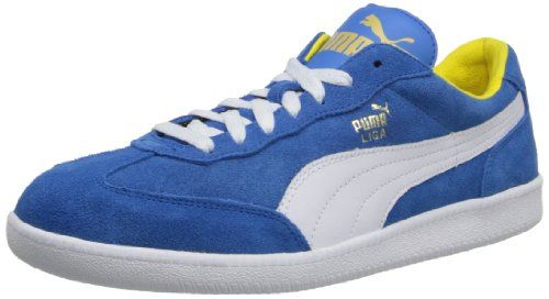 PUMA Liga Suede Classic Sneaker,French