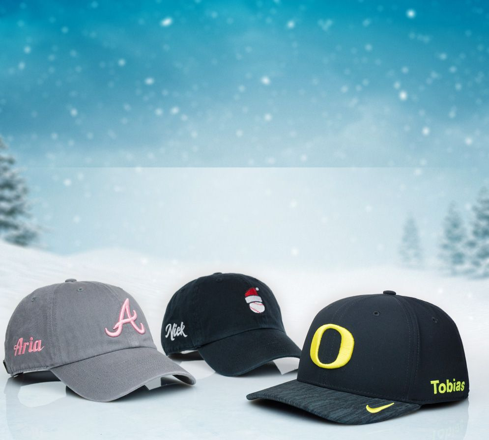 Make Your Holiday Gifts Personal With Lids Custom Zone Custom Hats Hats Design Catalog