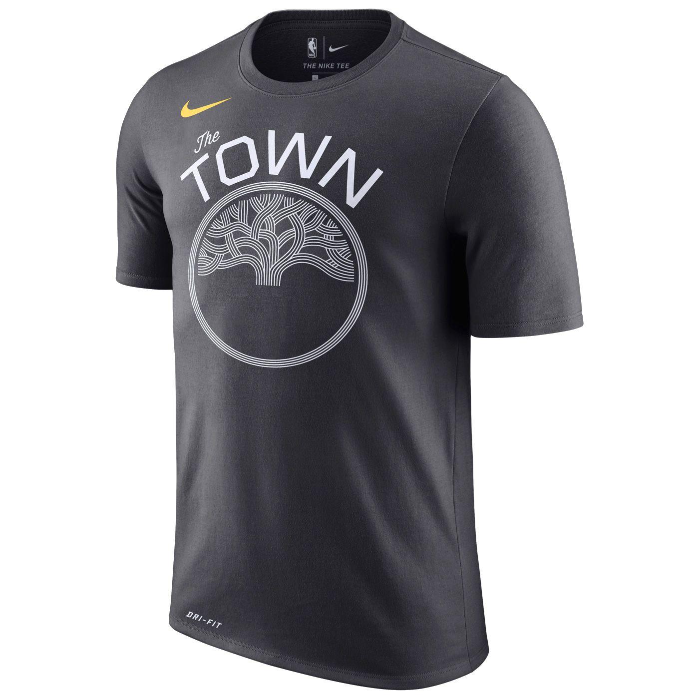 Nike Mens Kevin Durant Graphic T Shirt Light Blue