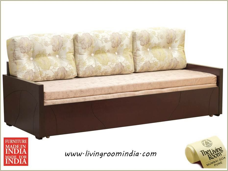 Sleek Arms With Button Back Cushions Make The Sleek Design Relaxing Opens To A Double Bed And Furniture Living Room Furniture Collections Buy Furniture Online