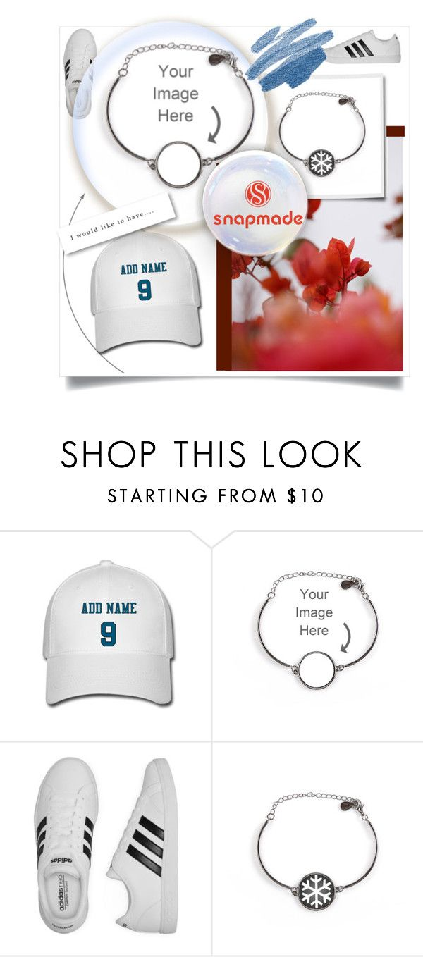 """""""snapmade 7"""" by melisa-hasic ❤ liked on Polyvore featuring GUINEVERE and adidas"""