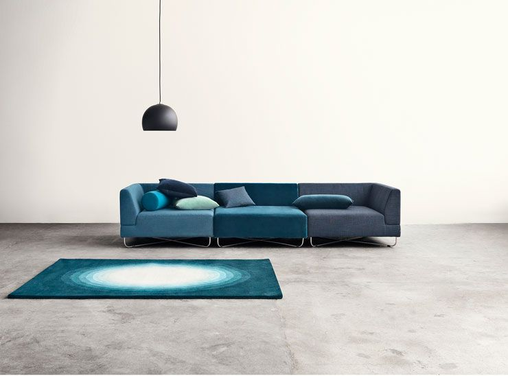 Bolia sofa orlando kosy at home pinterest color blue for Bolia sofa