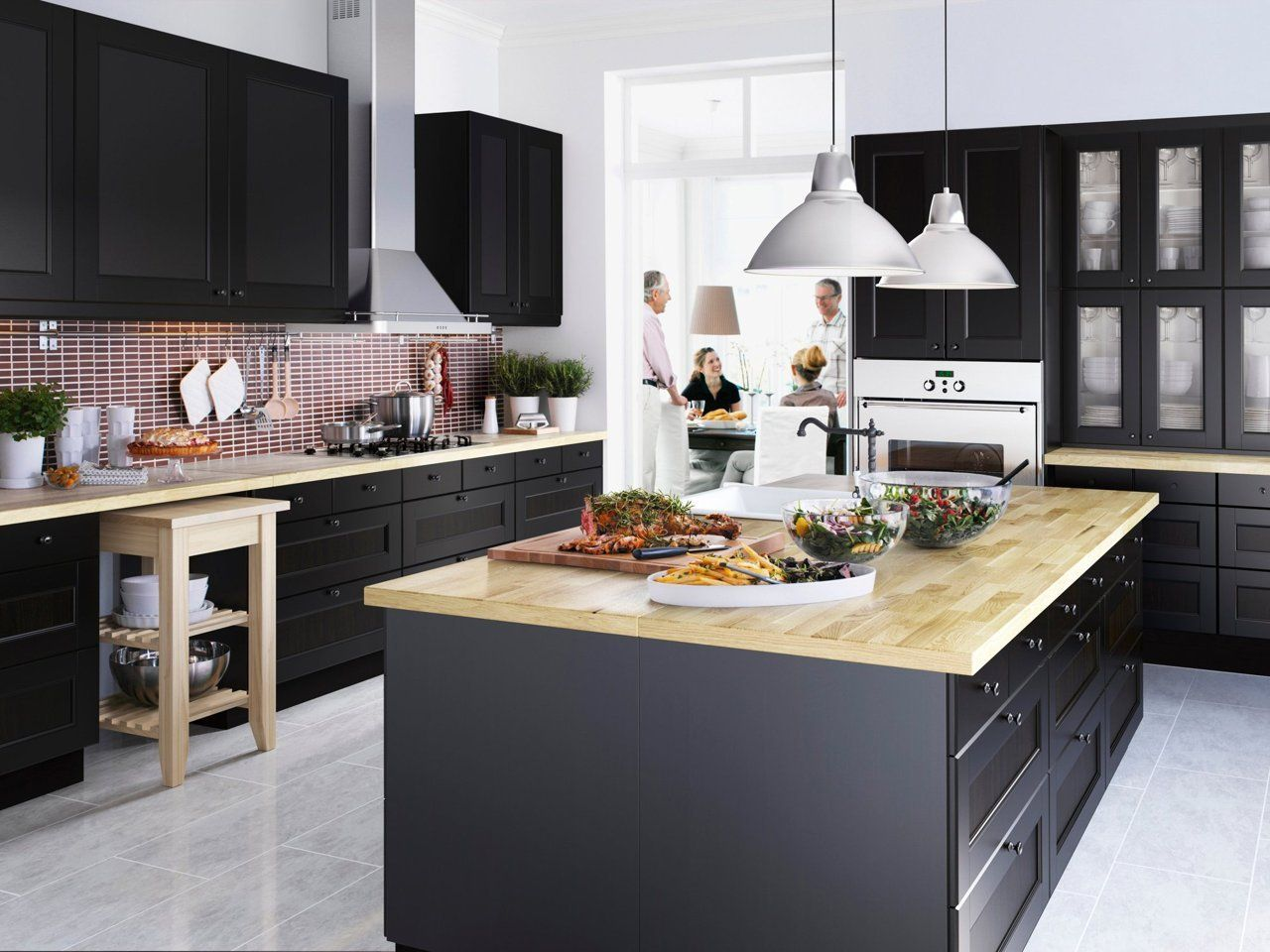 10 Kitchen Ideas We Picked Up from IKEA's New 2015 Catalog ...