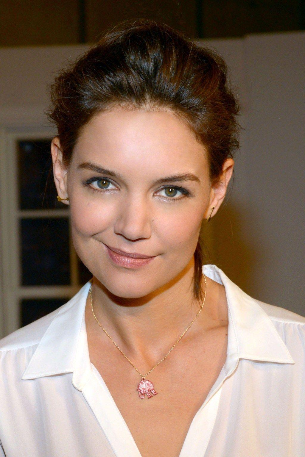 Found: Katie Holmes' Favorite Necklace (That Benefits Breast CancerResearch)