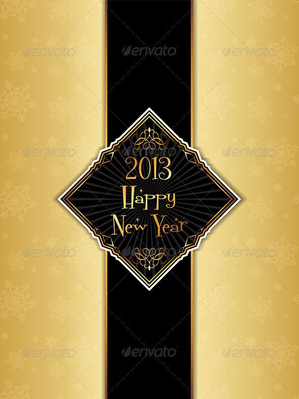 new year menu happy new year background menu design layout design design