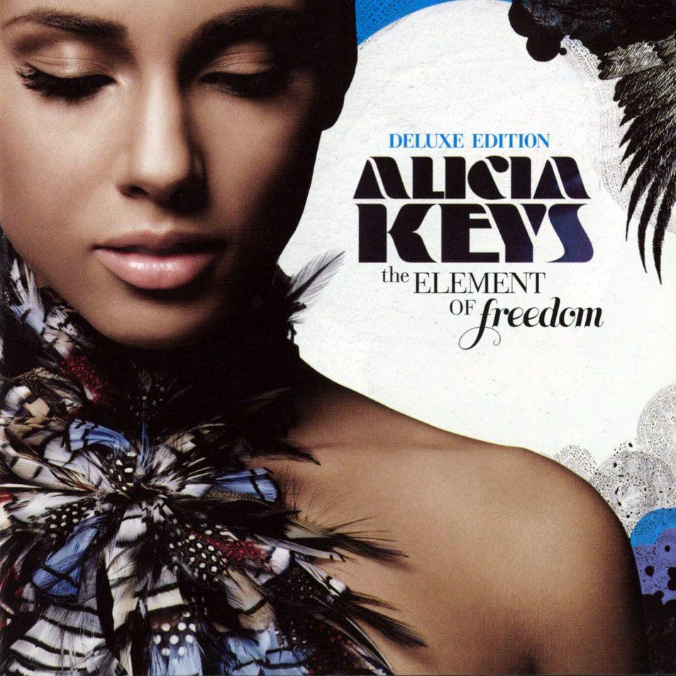 Caratula Frontal de Alicia Keys - The Element Of Freedom (Deluxe Edition)