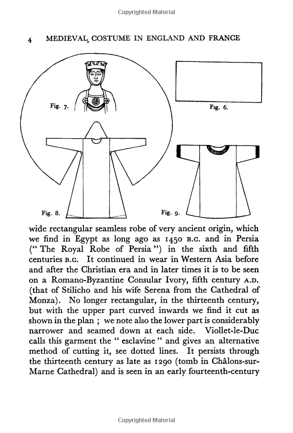 Medieval Costume in England and France: The 13th, 14th and 15th ...