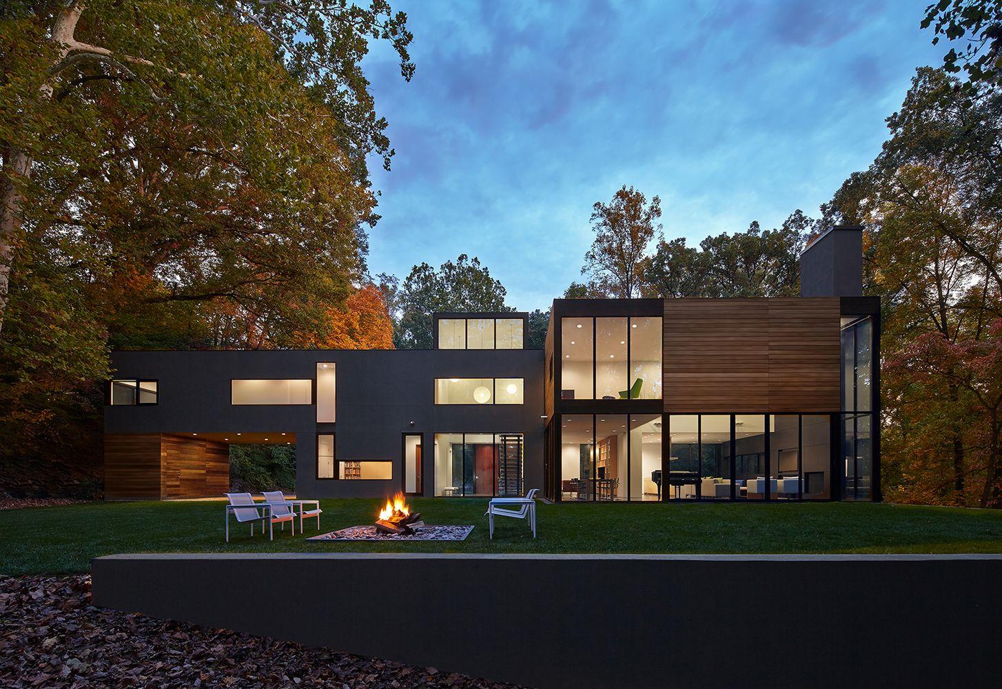Casa Mohican Hills / Robert M. Gurney